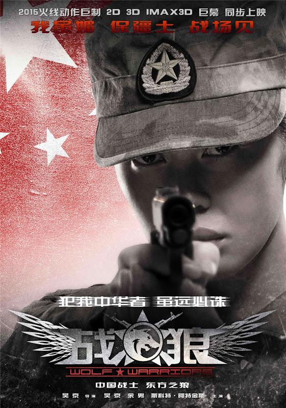 Wolf Warriors China Movie