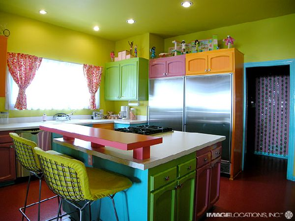 Funky interior design for Funky house designs