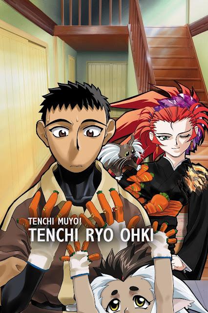 Tenchi Muyo! Ryo-Ohki Season 2