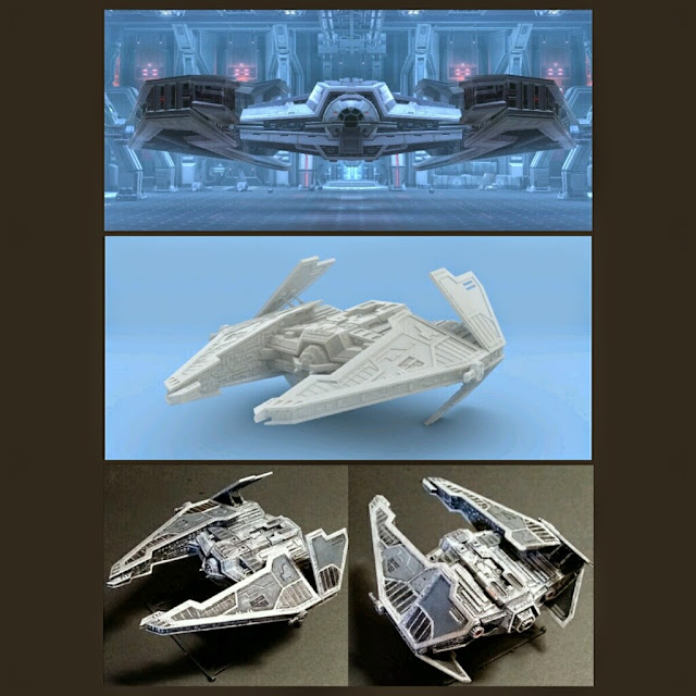Fury Interceptor de Mel Miniatures