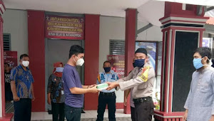 Soppeng Berbagi, bersatu dalam Keberkahan di Tengah Pandemi covid-19