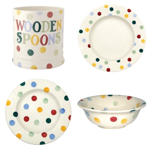 Emma Bridgewater Polka Dot Collection