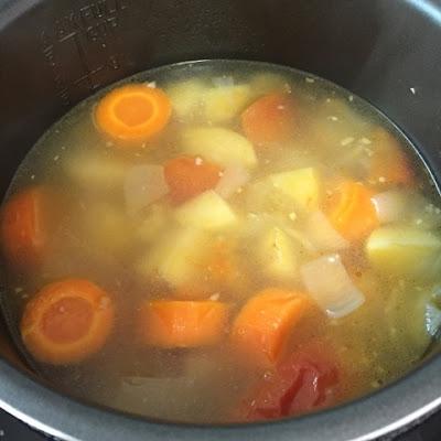 creme legumes