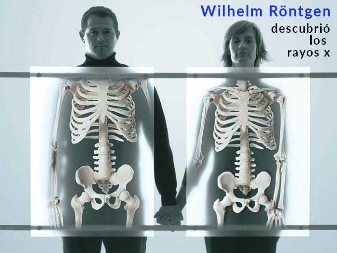 Wilhelm Röntgen y los rayos X
