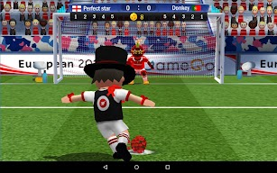 Perfect Kick screenshot for Android