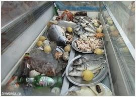 Созополь. Для рыбного меню.
