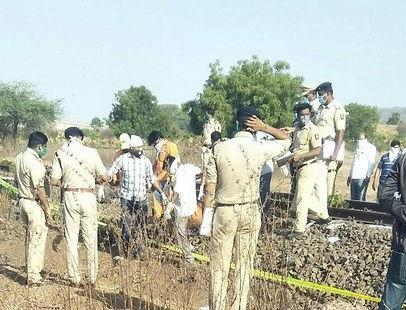 महाराष्ट्र हादसा / 16 मजदूरों के शव मध्य प्रदेश लाए जाएंगे, शनिवार को जबलपुर पहुंचेगी ट्रेन