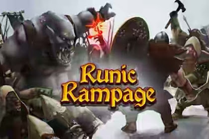 Runic Rampage: Hack and Slash RPG v1.03 Full Apk Mod For Android