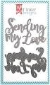 Sending My Love Word Die
