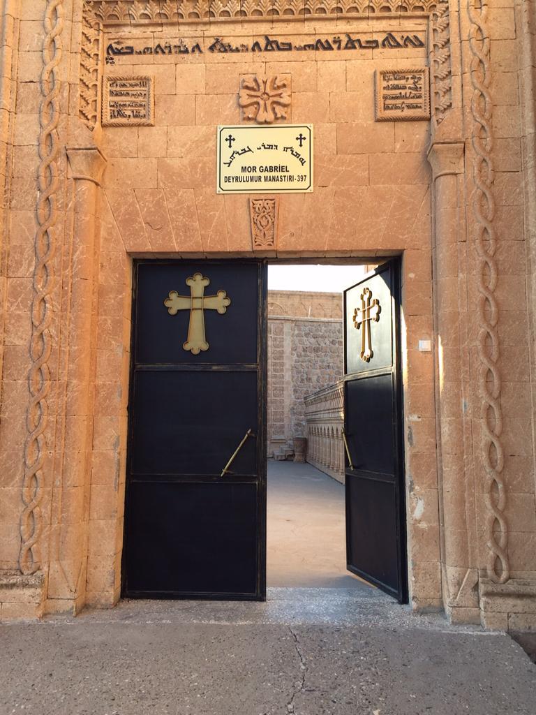 Eurobishop: Syrian Orthodox in Tur Abdin, Turkey