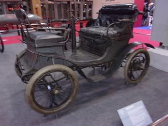 2019.02.07-170 De Dion-Bouton vis-à-vis Type G1 musée de Compiègne