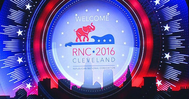 Republican National Convention schedule of speakers and themes