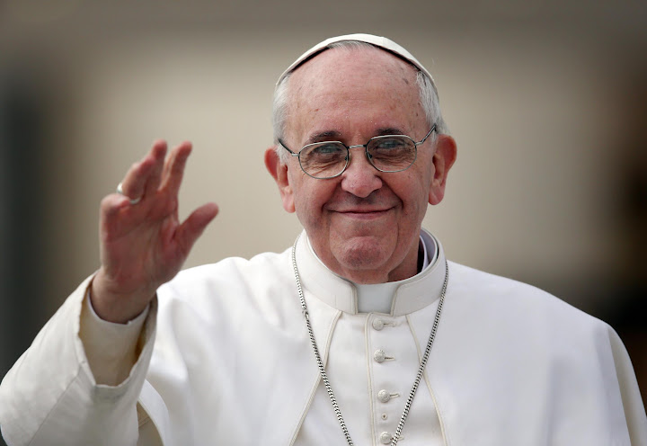 Pope Francis addresses gender identity