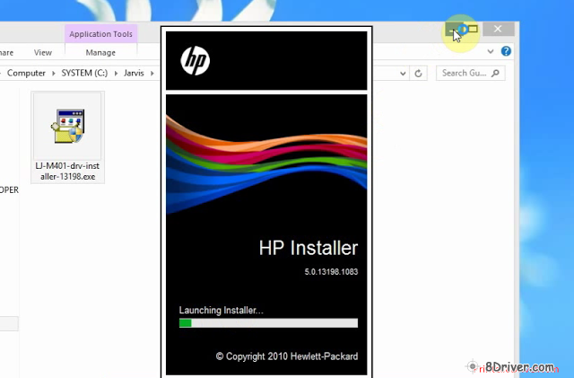 download HP LaserJet Pro 400/M401dw Printer driver 5