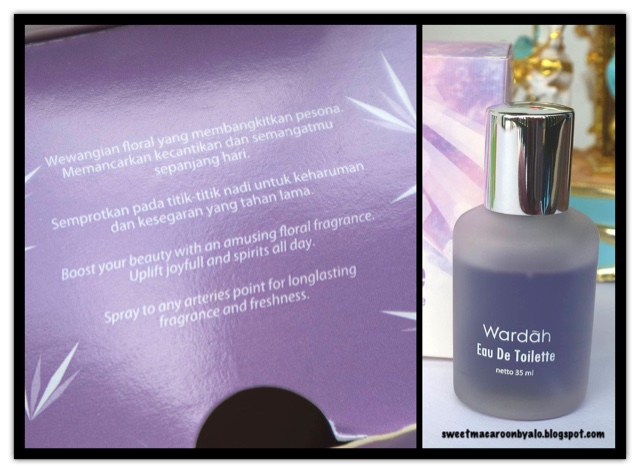 Wardah Eau De Toilette (all variant)
