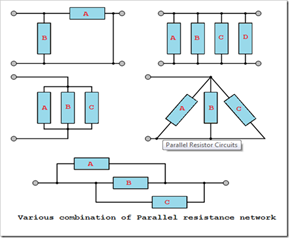 combination-of-parallel-resistance-network