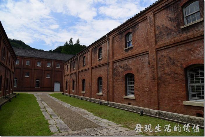 舞鶴紅磚博物館的建築群