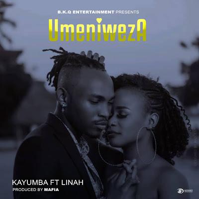 Audio   Kayumba ft. Linah - Umeniweza