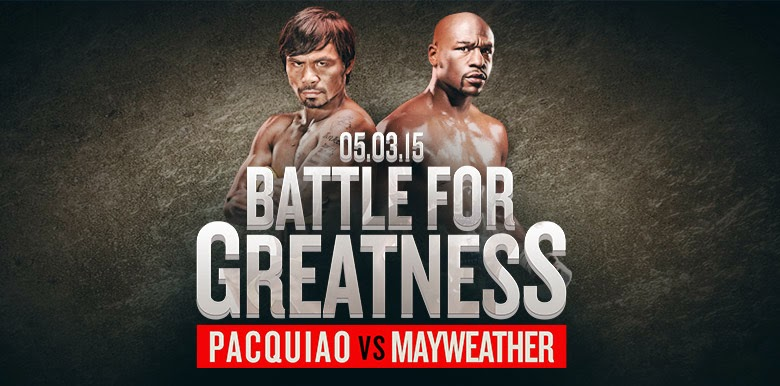 Pacquiao-Mayweather in Manila Live Via Pay-Per-View