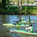 Challenge Espoir kayak polo - Corbeil - 18 mai 2014