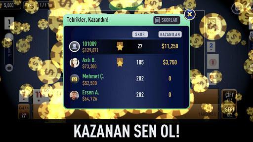 101 Yu00fczbir Okey Elit 1.1.24 screenshots 5