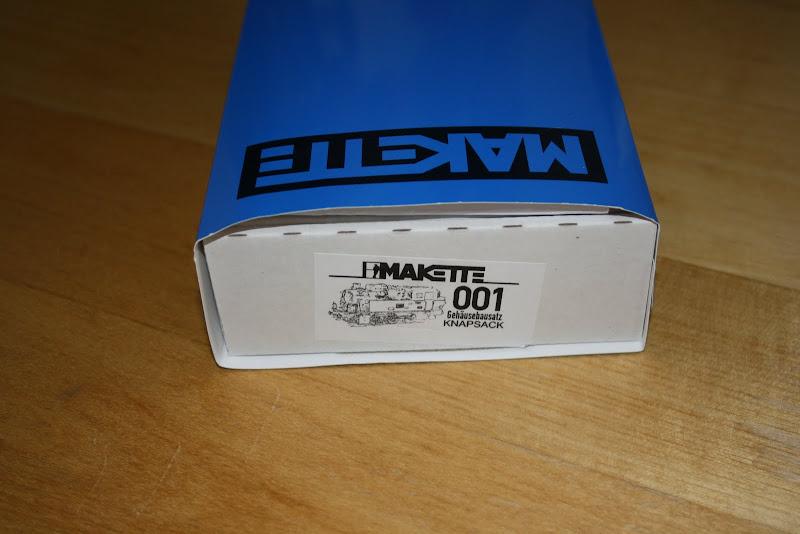 Industriedampflok Knappsack in H0 Makette%252520%2525281%252529