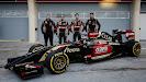 Lotus E22 Official Reveal Nick Chester, Pastor Maldonado Romain Grosjean & Matthew Carter