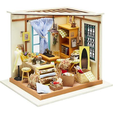 Miniatyrrum DIY-kit - Skräddare