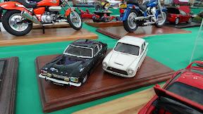 1:24 Ford Capri and Cortina