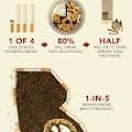 infografía tabaco