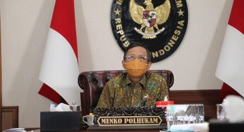 Mahfud MD Sebut Koruptor Tengah Bersatu Hantam KPK