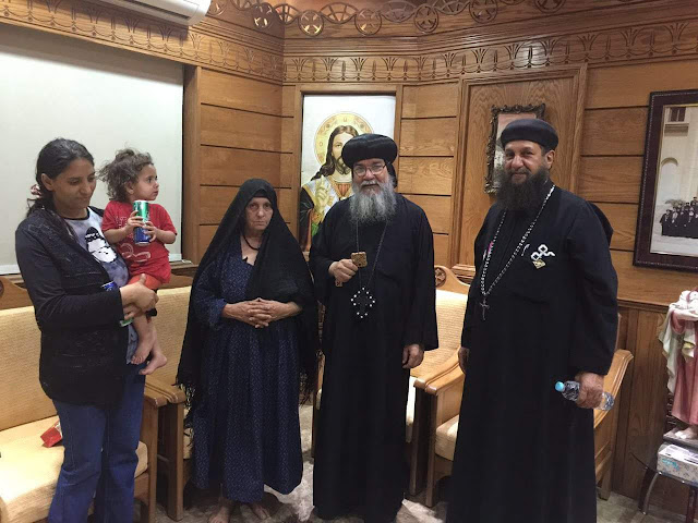 Egyptian authorities make arrests for arson attack and sexual assault of Coptic Christians