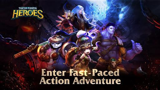 Taichi Panda: Heroes apktram screenshots 11