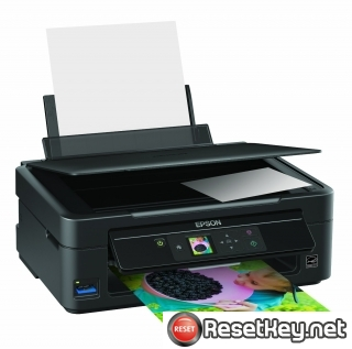 Reset Epson SX230 printer Waste Ink Pads Counter