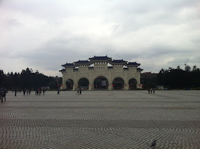 Taipei North Gate at the Freedom Square