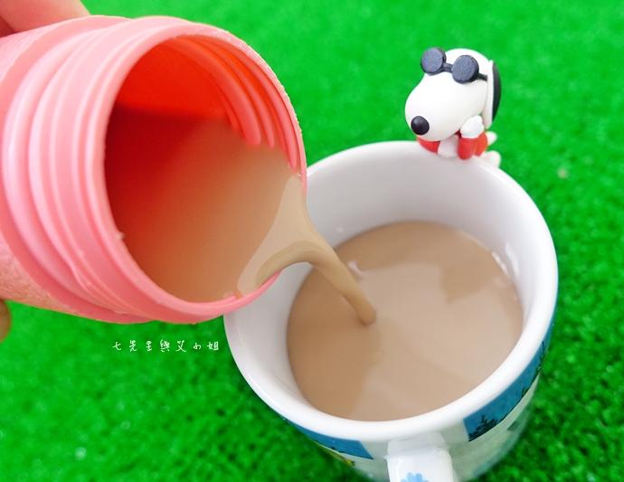 4 純萃。喝 玫瑰奶茶、玫瑰蜜香奶茶