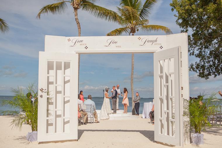 Tropical Wedding Location In Florida