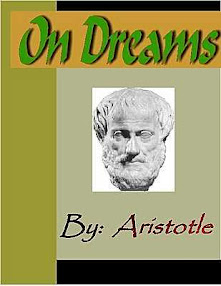 Cover of Aristotle's Book On Dreams