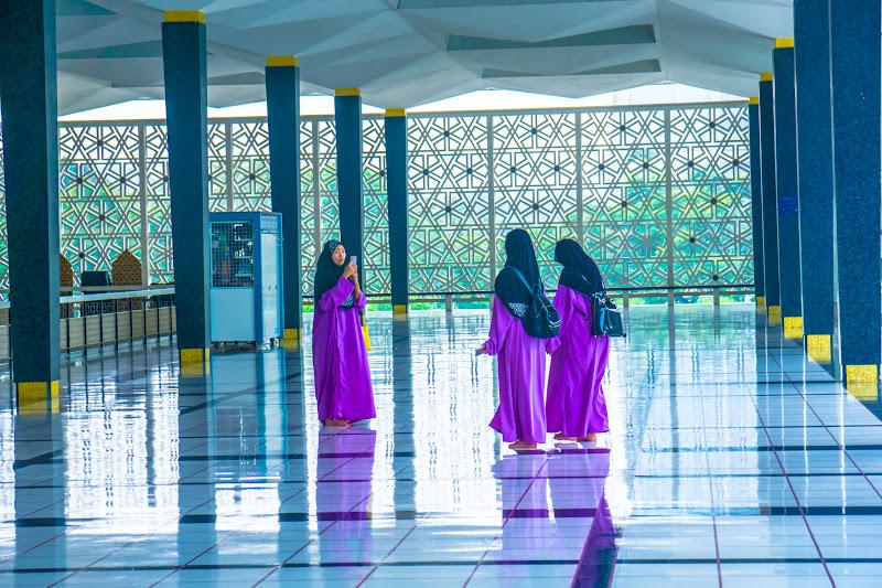 クアラルンプール 国立モスク7