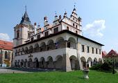 Левоча: ратуша и собор