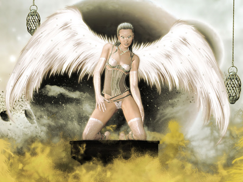 White Angel In The Fog Of Time, Angels 3
