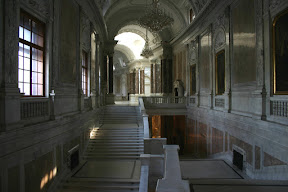 Interior, Kunsthistorisches Museum