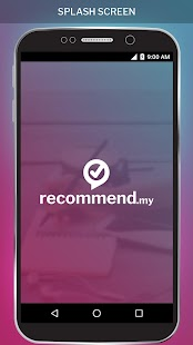 Recommend : Hire Service Pros- screenshot thumbnail