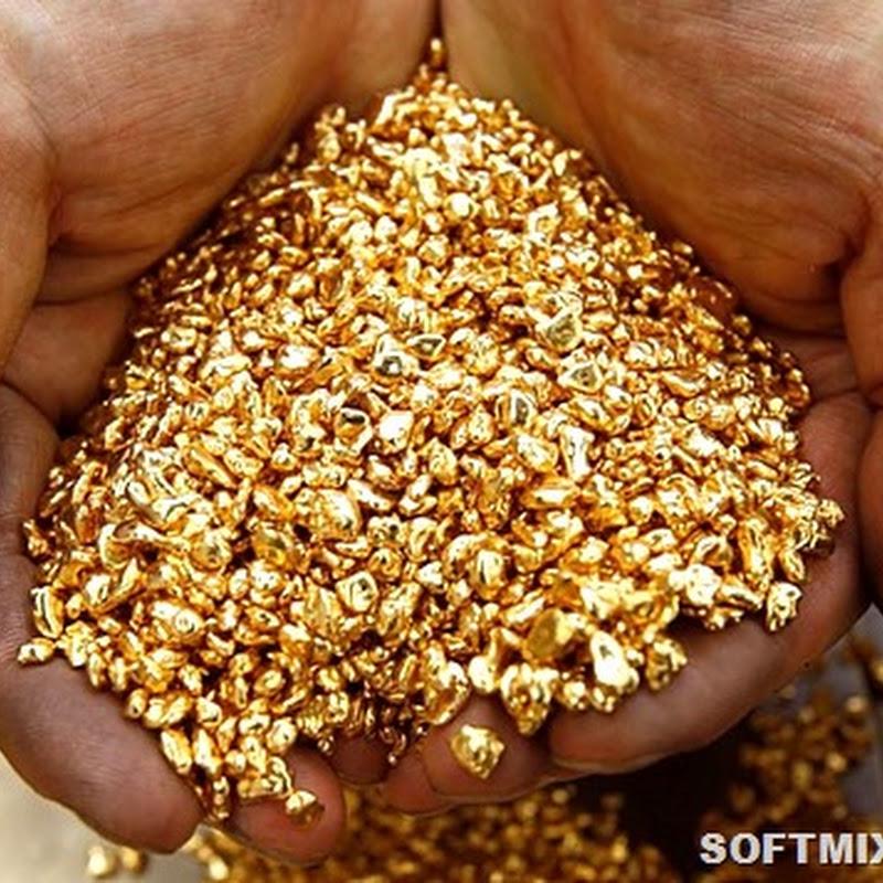 Откуда на Земле появилось золото