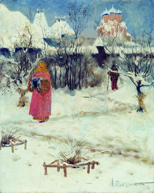 Andrei Ryabushkin - Walk Boyaryshnya