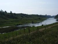 Река Случь Ровенская область