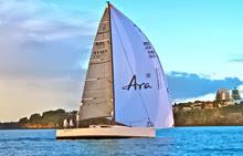 J/111 sailing Auckland, New Zealand
