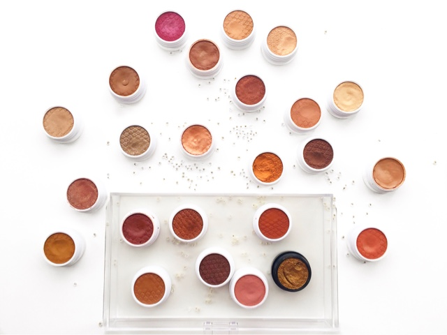 top colourpop super shock shadows with swatches collection
