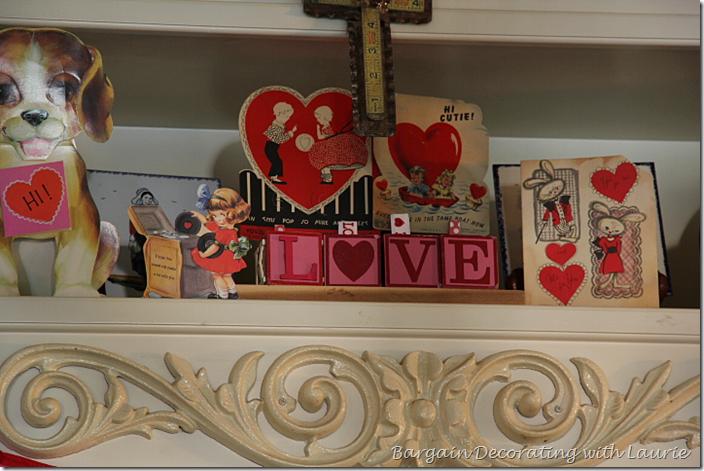 Bargain Decorating w Laurie Valentines