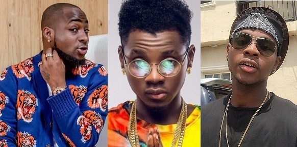 Davido Stands With Kiss Daniel As His Lawyers Responds to G-Worldwide